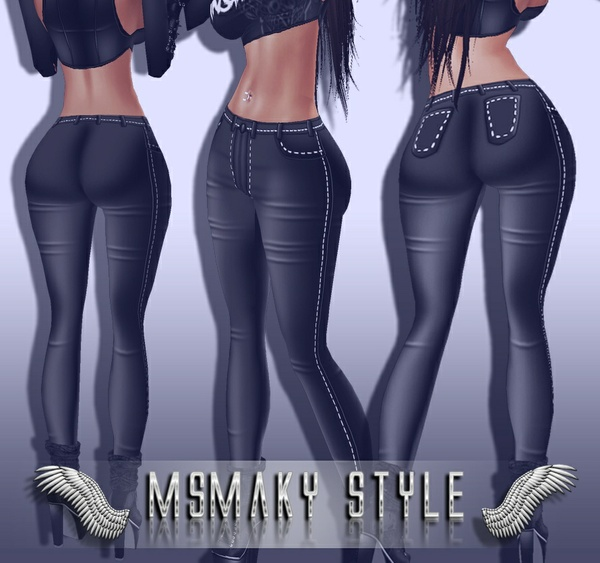 ~ Basic Pants ~ (sis3d compatible)