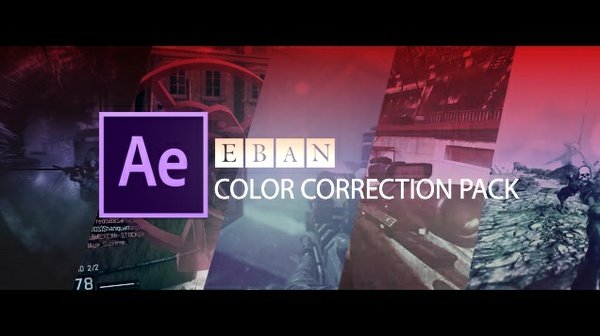 Eban Color Correction Pack