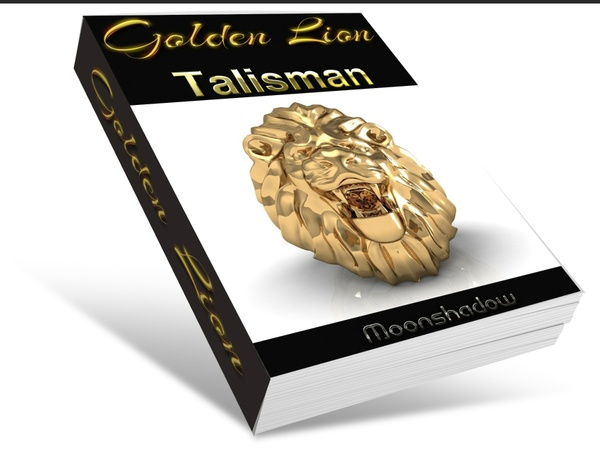 Golden Lion Talisman
