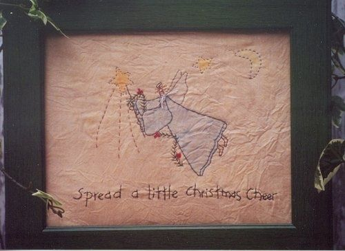 #355 Spread A Little Christmas Cheer E Pattern