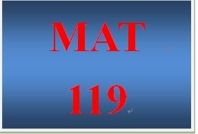 MAT 219 Week 5 participation Combinations of Factors