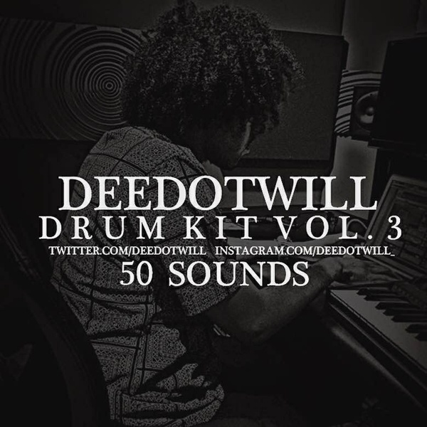 Deedotwill Drum Kit Vol. 3
