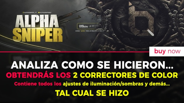 Secretos de ALPHASNIPER97 Y OBEY PSD