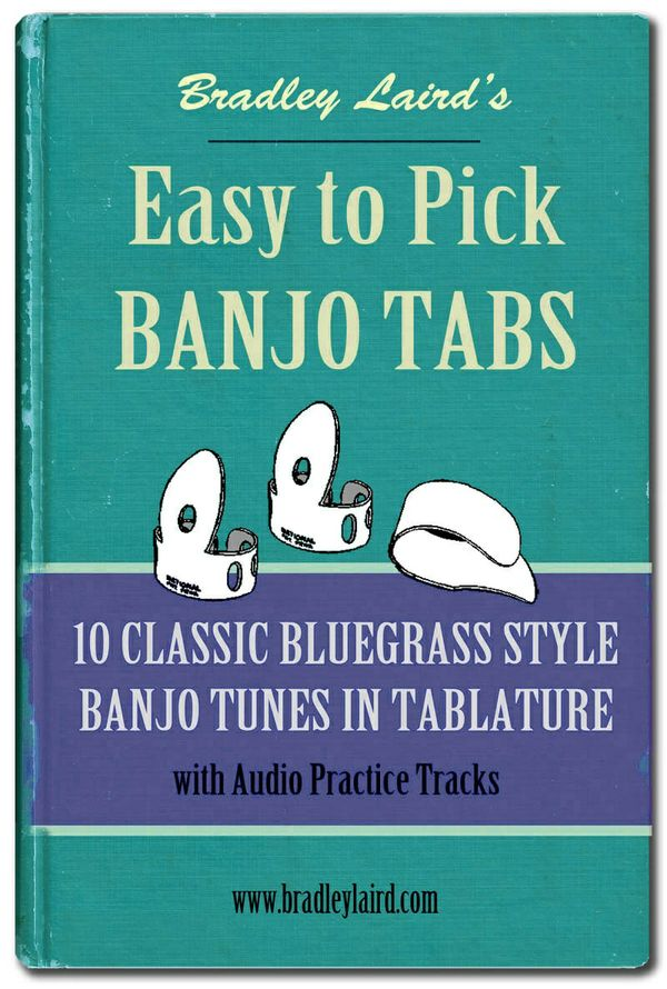 Easy to Pick Banjo Tabs