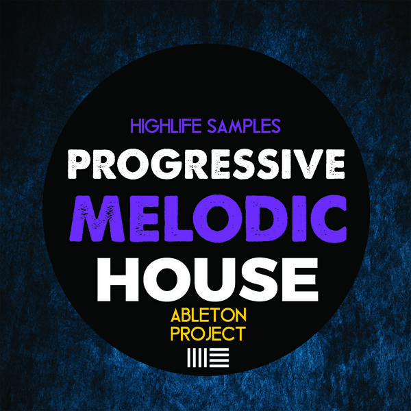 Progressive Melodic House Ableton Mini Project