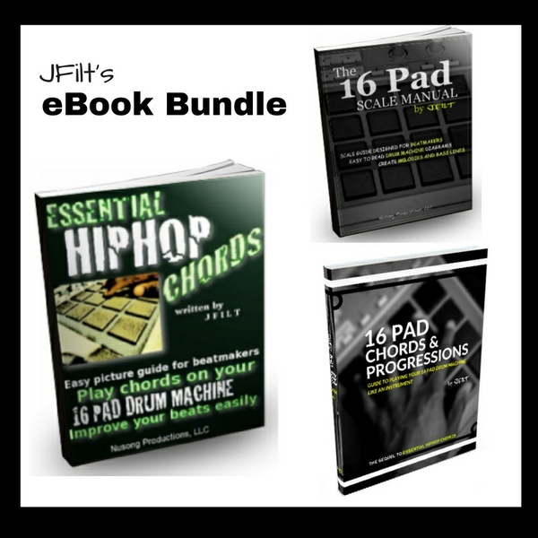 JFilt Ebook Bundle [HowToMakeVerySickBeats.com}