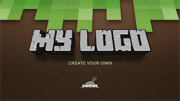 Minecraft Logo Creator