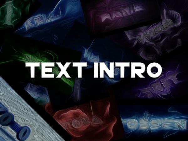 Text intro [1080p60]