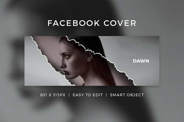 Creative Facebook Cover V15
