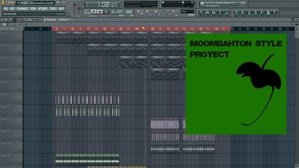 FL Studio - Moombahton KSHMR Style (FULL FLP)