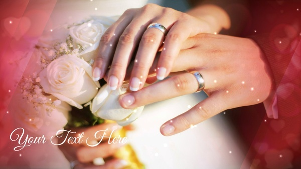 Wedding Memories template sony vegas 11 12 13