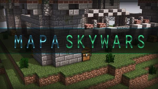 Mapa Skywars #1