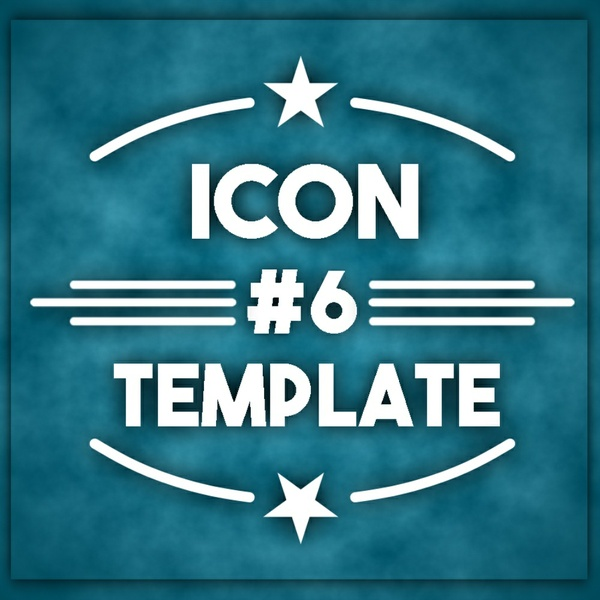 Icon Template #6