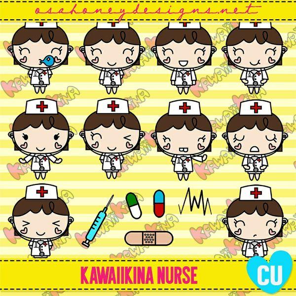 Oh_KawaiiKina_Nurse