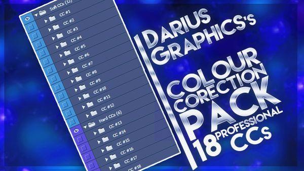 DariusGraphics`s CC Pack