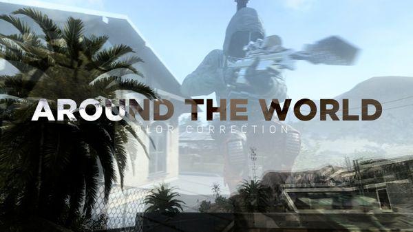 Around The World CC