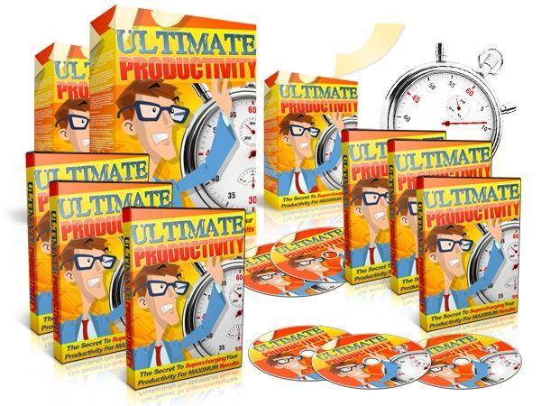 Ultimate Productivity with Master Resale Rights