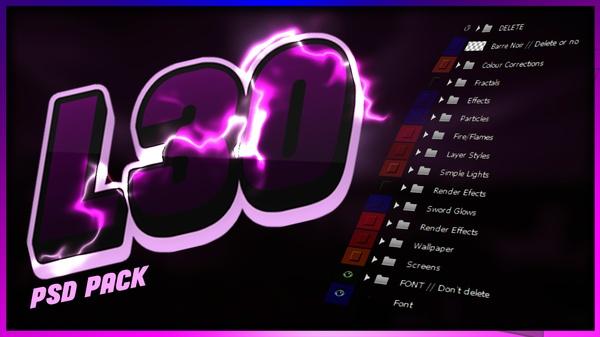 L3o PSD Pack [FREE]