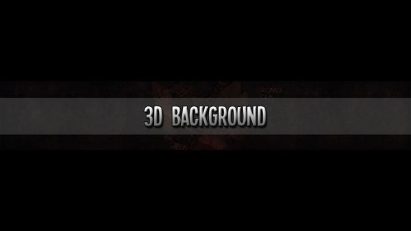 BackGround 3D
