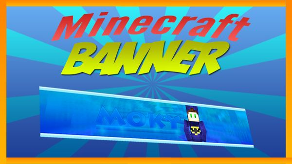 Minecraft Banner Chill/PvP Style