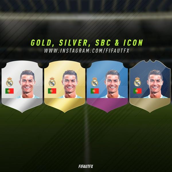 FIFA 18 Squad Item