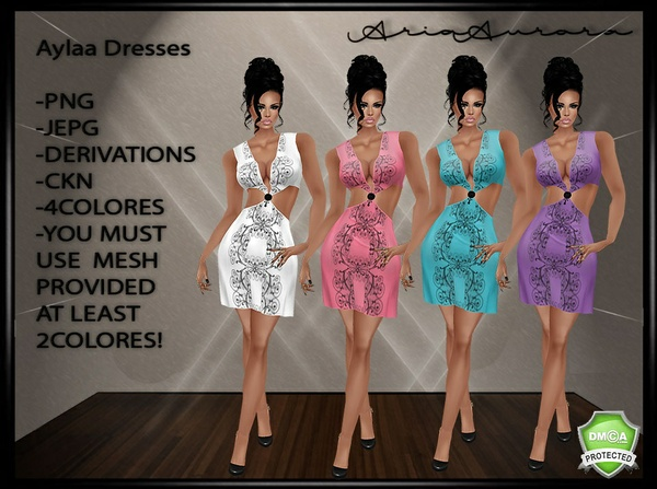 Aylaa Dresses NO Resell !!