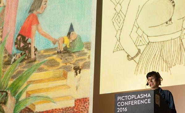PictoTalks: Aisha Franz