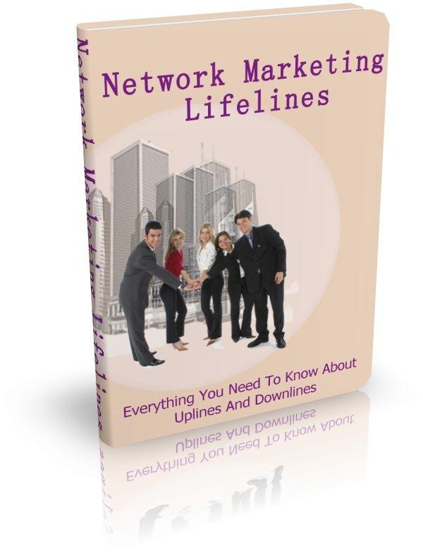 Network Marketing Lifelines