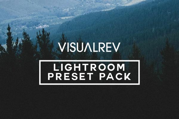Visualrev Presets Pack