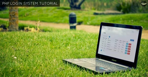 PHP Login System & User Management Module