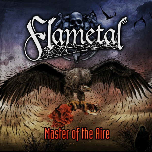 MASTER OF THE AIRE - FLAMETAL -MP3 Album download