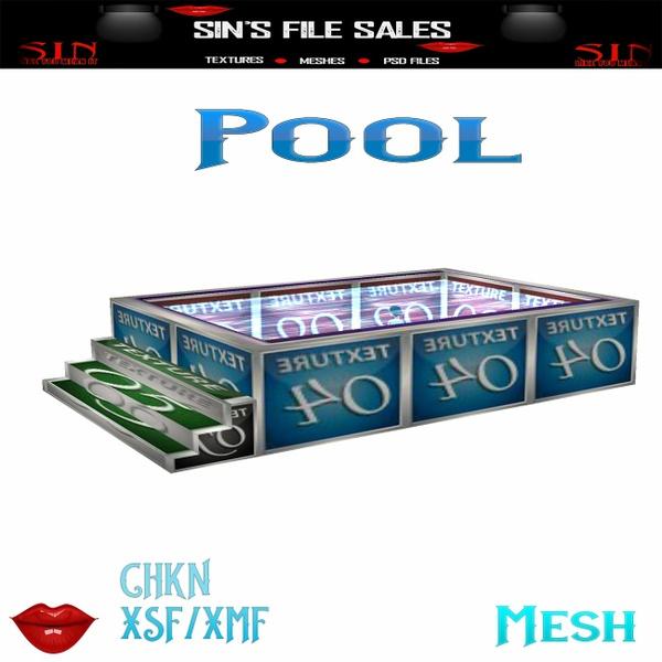 Swimming Pool *Mesh