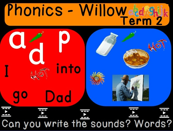 ACTIVPRIMARY FLIPCHART PHONICS H AND UE