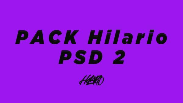 PACK HILARIO PSD 2