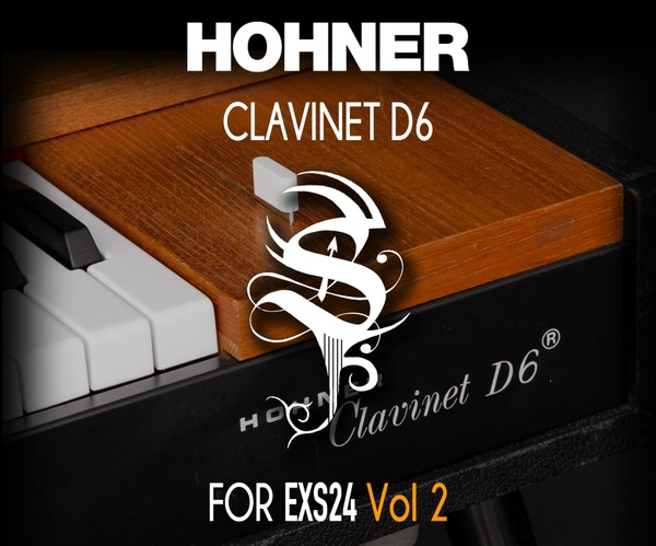 Clavinet D6 for EXS24 Vol 2