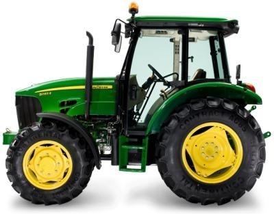 John Deere 5083EN, 5093EN, 5101EN  PIN prefix LV - USA Tractors Repair Service Manual (TM112719)