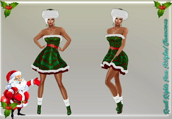 Christmas Collection Exclusive Catty Only!!!