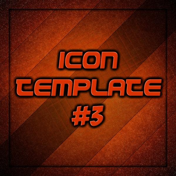 Icon Template #3 v.2