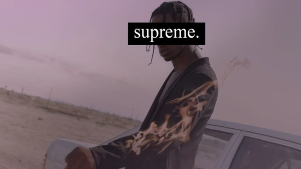 (BANGER) TRAVIS SCOTT X YOUNG THUG TYPE BEAT [SUPREME]