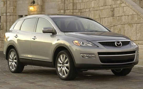 2008 Mazda CX-9 Grand Touring OEM Workshop Service Repair Manual (PDF)
