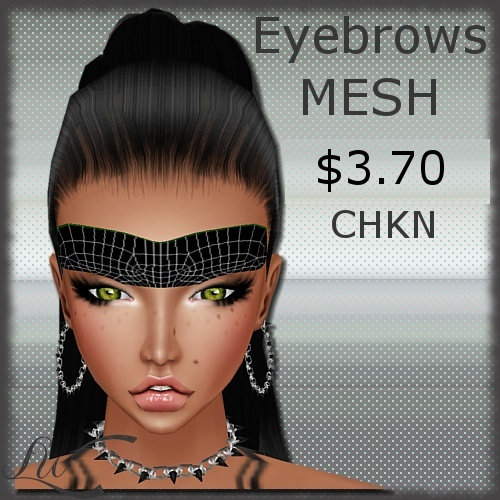 Eyebrows MESH