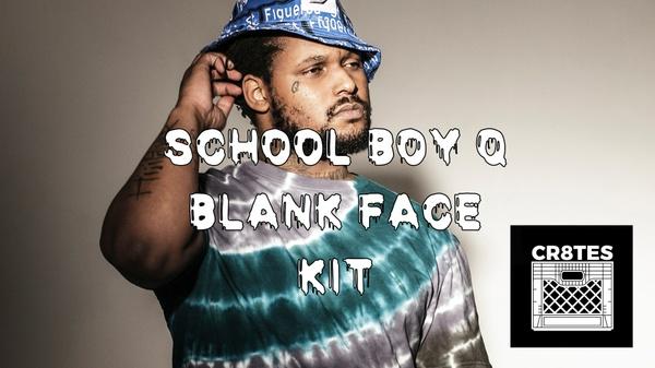Blank Face Kit