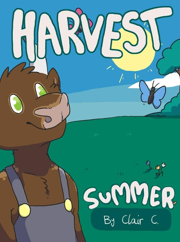 Summer Harvest PDF & Wallpaper Bundle