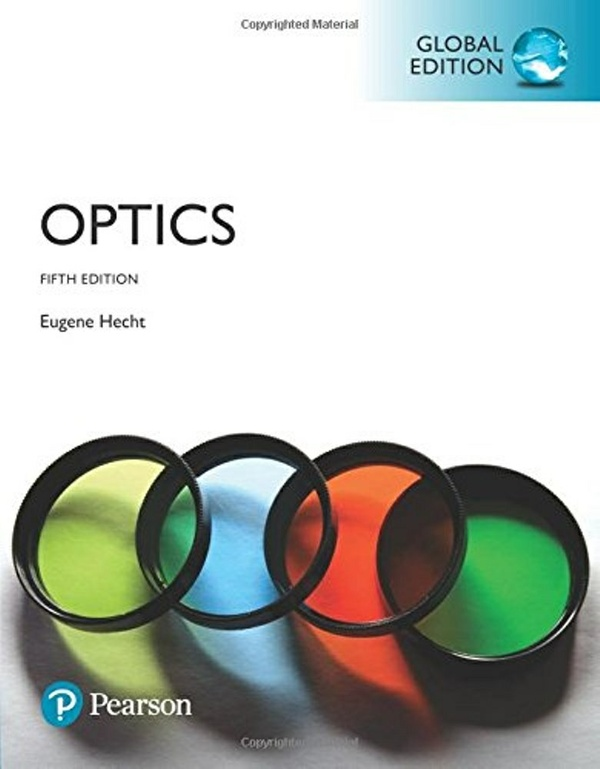 Optics 5th edition ( Global-Edition )  ( PDF, Instant download )