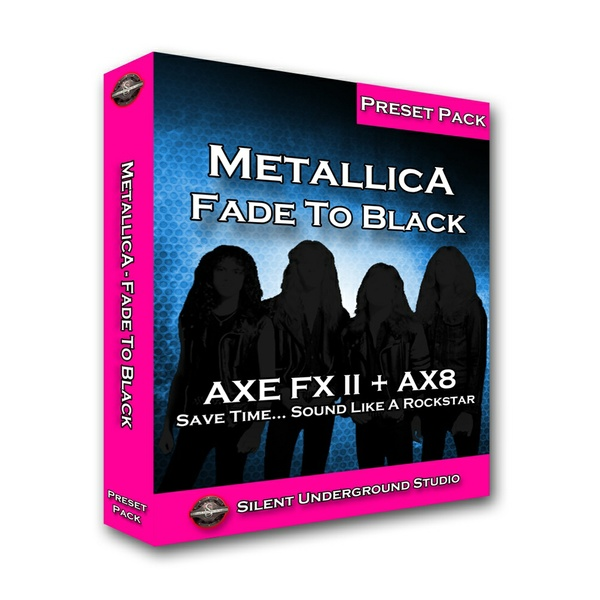 Metallica - Fade To Black (FAS)