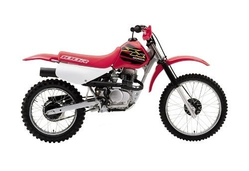 HONDA XR80R & XR100R MOTORCYCLE SERVICE REPAIR MANUAL 1998-2003 DOWNLOAD