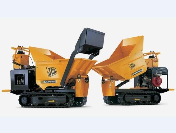 JCB TD7 TD10 Tracked Dumpster Service Repair Workshop Manual DOWNLOAD