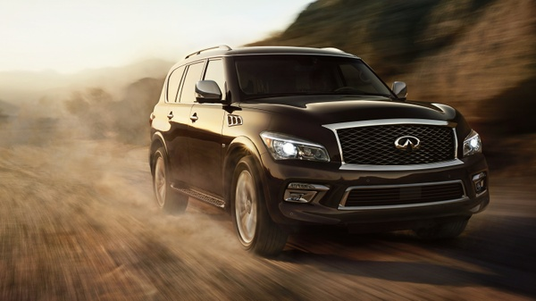2015 Infiniti QX80, OEM Service and Repair Manual