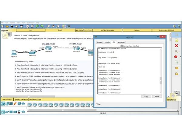 CCNA v3 Lab Simulator
