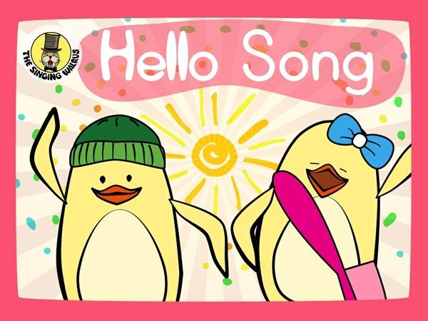 Hello Song Video (mp4)